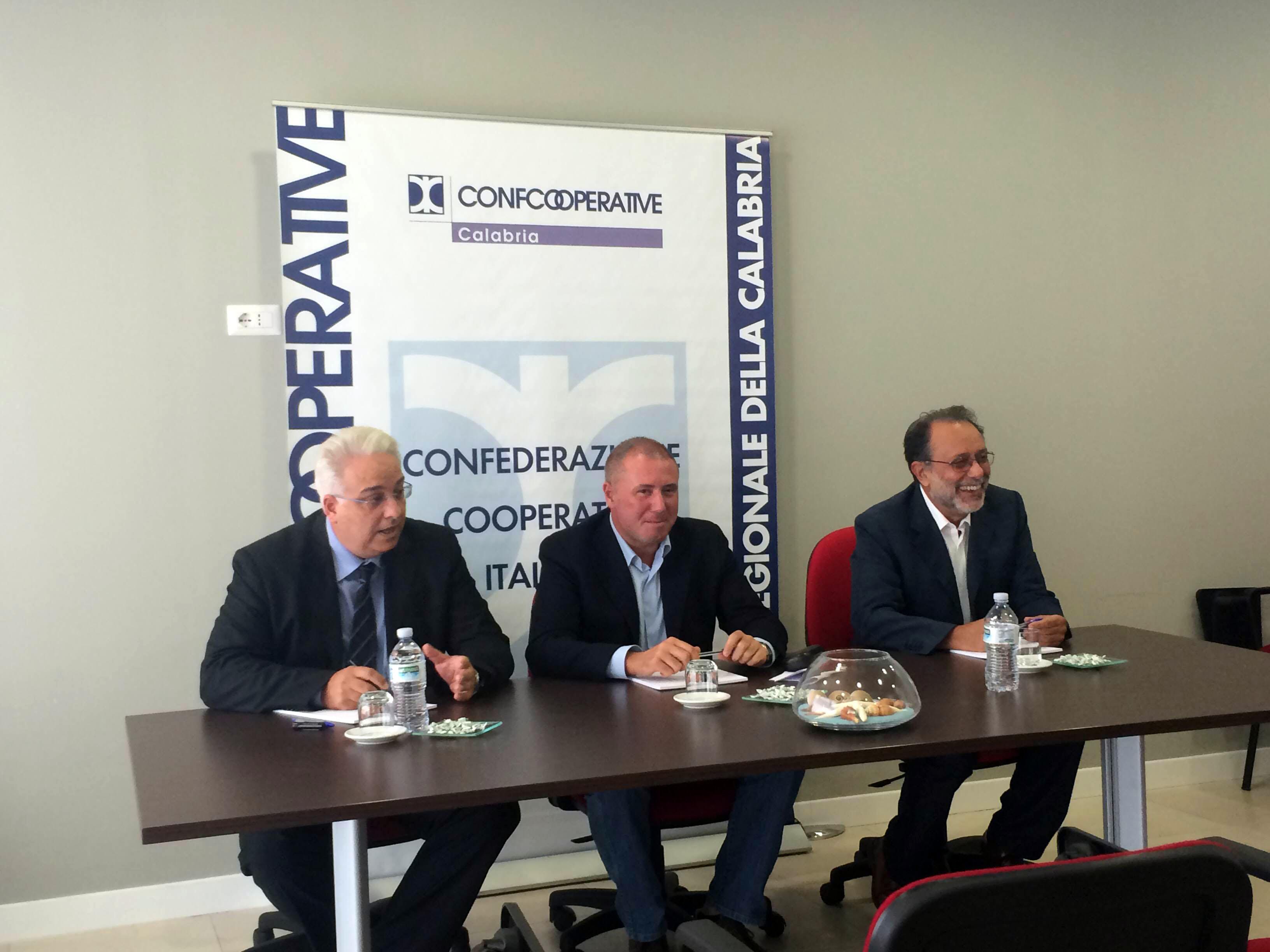 Primo incontro di Alleanza Cooperative Italiane in Calabria