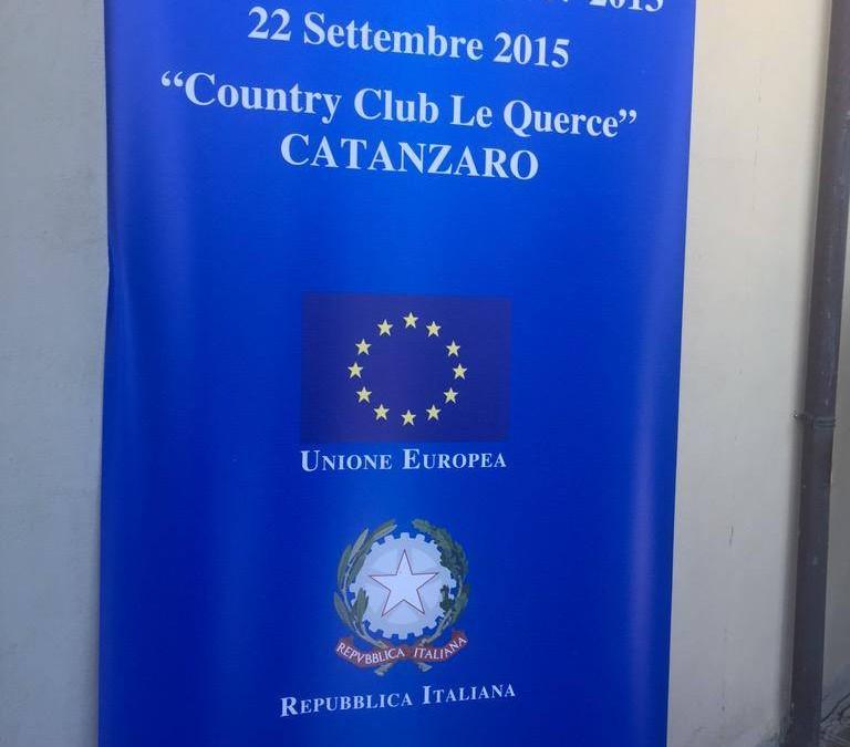Le nostre valutazioni al tavolo del Comitato di Sorveglianza Por Calabria FSE 2007-2013